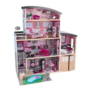 Sparkle Mansion Poppenhuis - Kidkraft (65826)